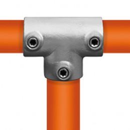 Buiskoppeling Lang T-stuk Multiklemp