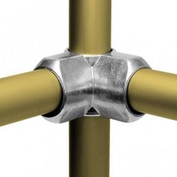 Aluminium buiskoppeling Hoekkoppeling 90 graden merk Kee Lite