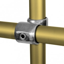 Aluminium Hoekkoppeling 90 graden