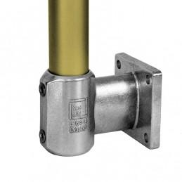 Aluminium buiskoppeling Muurbeugel met afstandhouder merk  Kee Lite