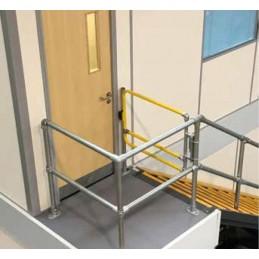 Veiligheidshek voor trap