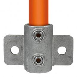 Buiskoppeling Extra zware Boeiboordbevestiging Horizontaal merk Multiklemp