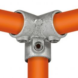 Buiskoppeling Drieweg Kniestuk 90 graden merk Multiklemp