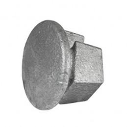 Metalen dop voor Kee Klamp buiskoppelingen