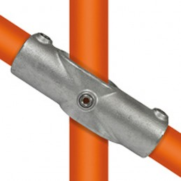Buiskoppeling Kruisstuk helling 0-45 graden merk Multiklemp