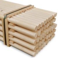 Houten buis kopen? Fixmetaal levert houten buizen in 3 buismaten