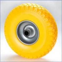 Zwenkwielen klein en groot, tot een draagvermogen van 1300 kg!